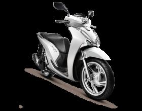 Honda SH150i - CBS - trắng