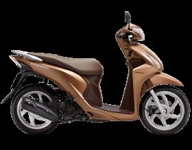 honda vision 110cc - phiên bản thời trang - vàng
