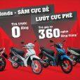 Honda – Sắm cực dễ, lướt cực phê