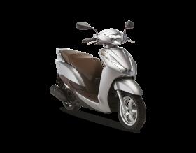Honda lead 125cc - phiên bản cao cấp - bạc nâu