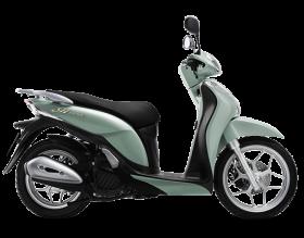 honda sh mode 125cc - phiên bản thời trang - xanh ngọc