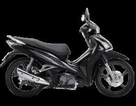 Honda Future 125cc - Đen xám
