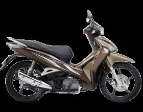 Honda Future 125cc - nâu vàng đồng