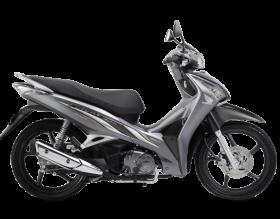 Honda Future 125cc - xám ghi