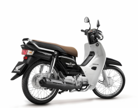 Honda Dream 110cc - đen