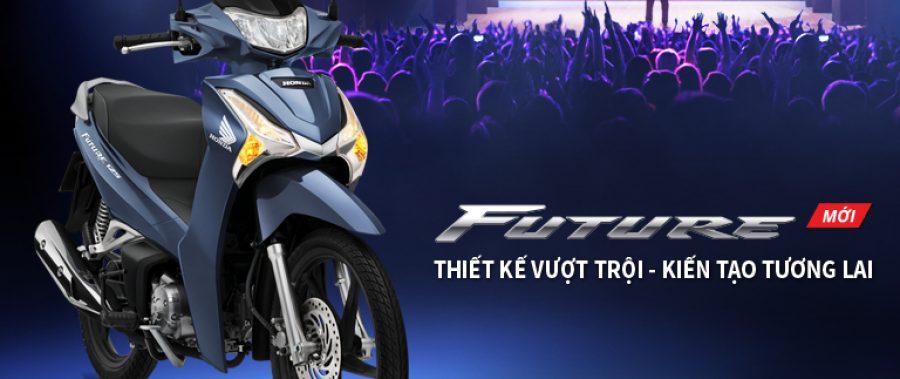 HEAD Hồng Phát – Ra mắt xe mới Honda Future FI 125cc